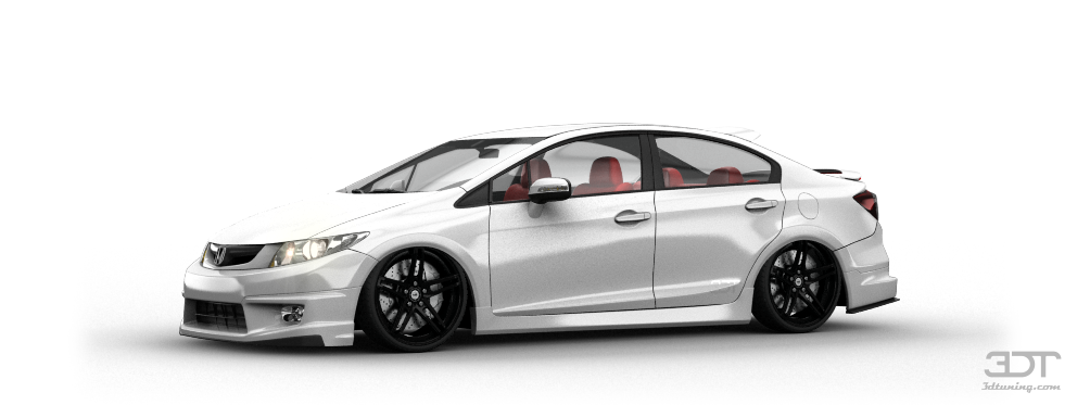 Tuning Honda Civic 2012 Online Accessories And Spare