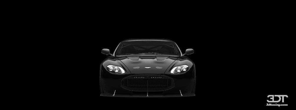 Aston Martin V12 Zagato Coupe 2012