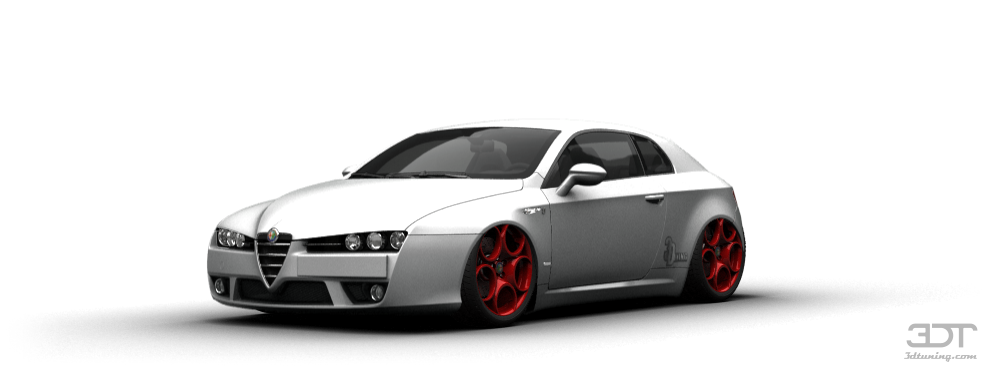 3DTuning of Alfa Romeo Brera 3 Door 2005 3DTuning.com ...