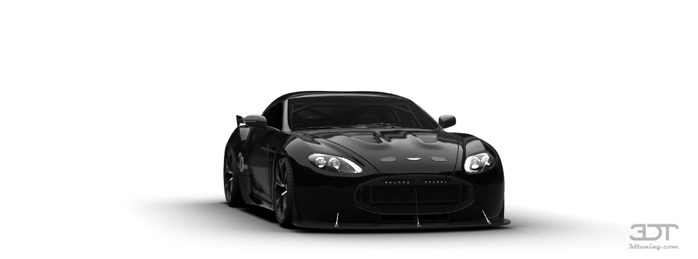 Aston Martin V12 Zagato Coupe 2012 tuning