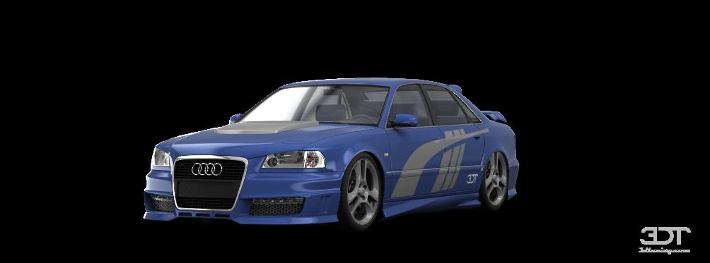 Audi A8'99