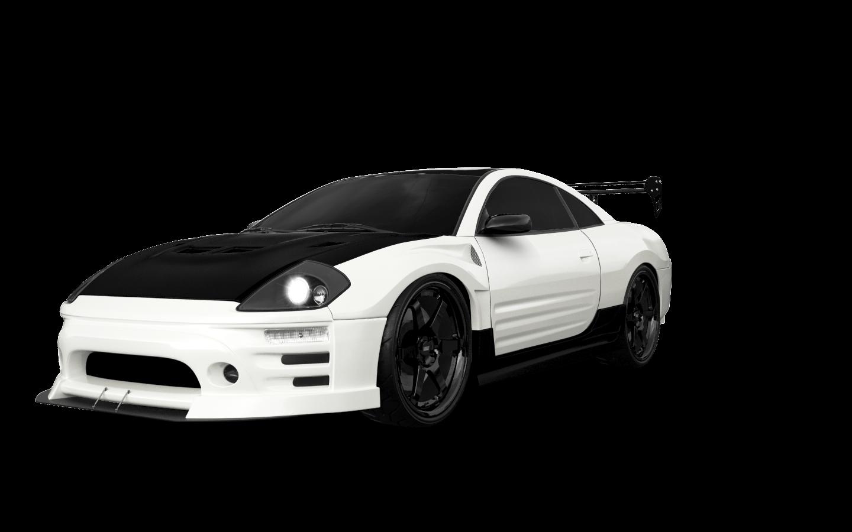 Mitsubishi Eclipse 2 Door Coupe 2003 tuning