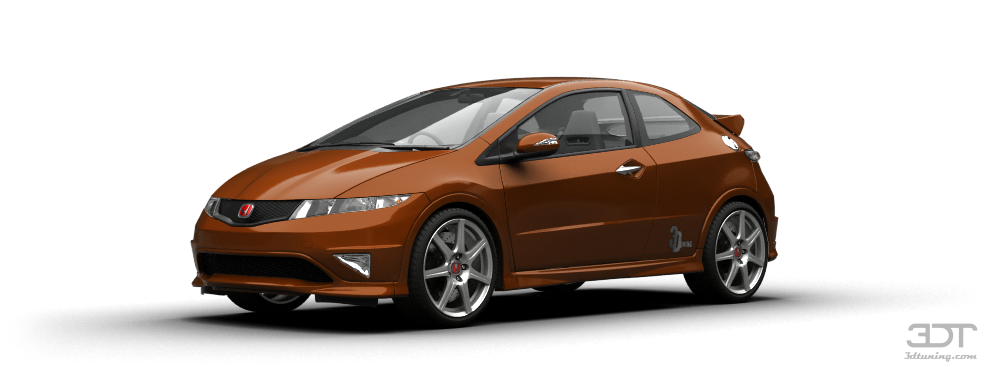 Honda Civic Type-R'07