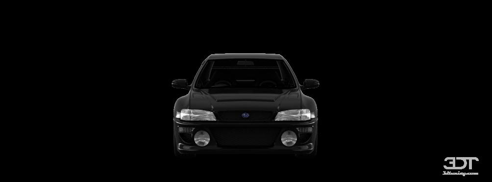 Subaru Impreza 22B'98