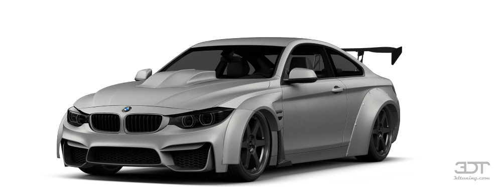 3dtuning Of Bmw 4 Series Coupe 2014 3dtuning Com Unique