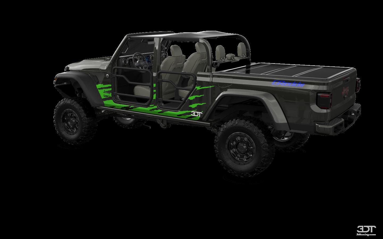 Jeep Gladiator'20