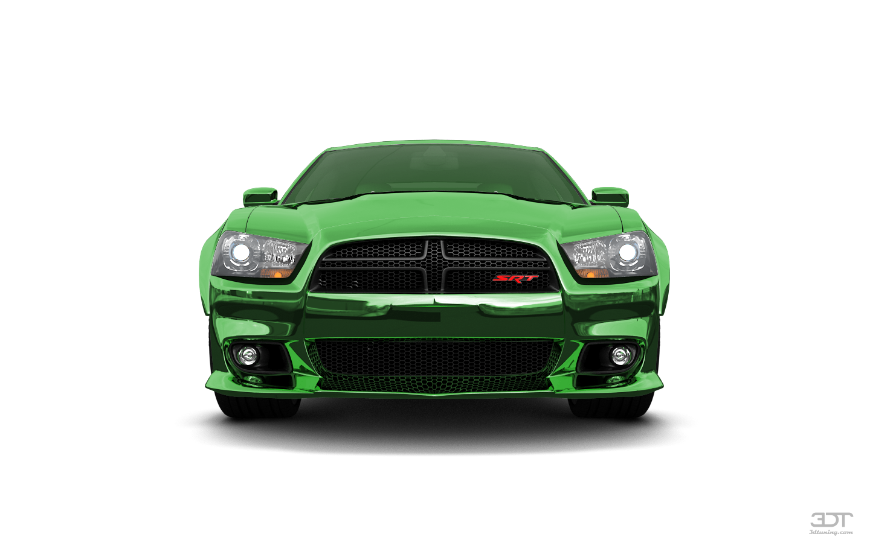Dodge Charger SRT8 Sedan 2011