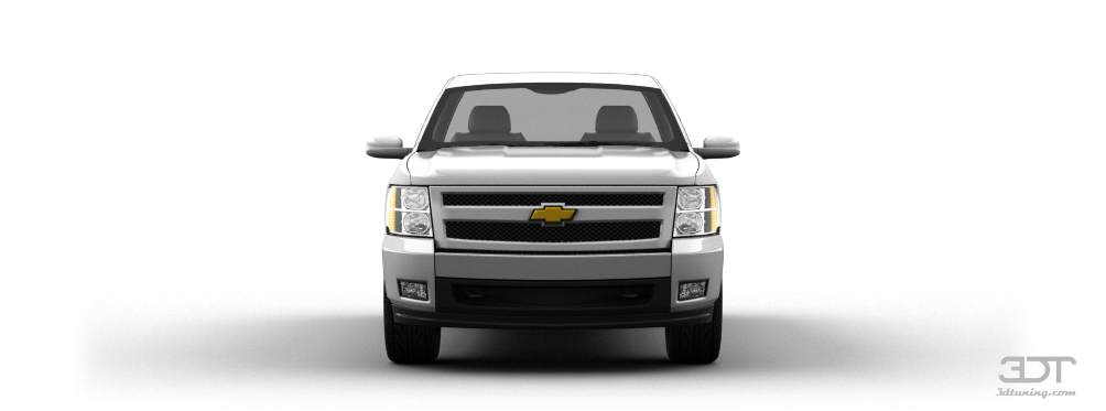 Chevrolet Silverado Regular Cab'07