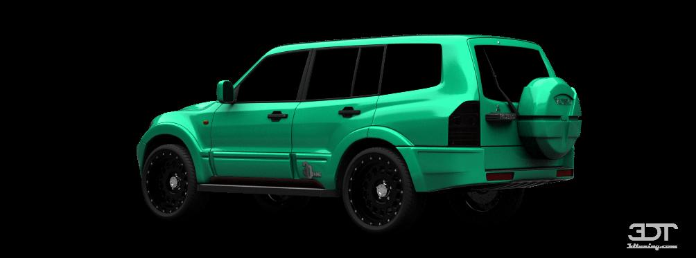 Mitsubishi Pajero'05