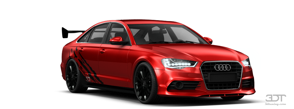 3dtuning Of Audi A6 Sedan 2013 3dtuning Com Unique On