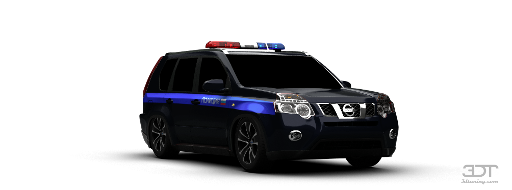 My perfect Nissan X-Trail. 3DTuning - probably the best car configurator!