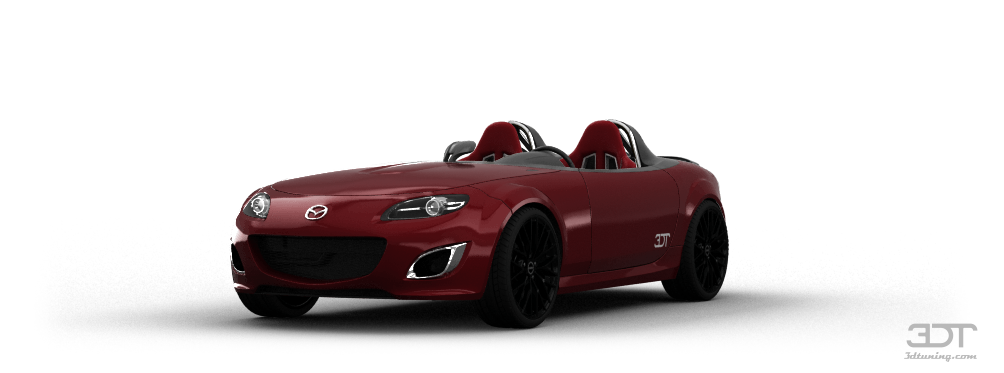 Mazda MX-5 Superlight Convertible 2010 tuning