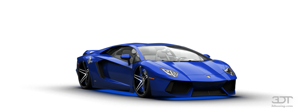 3DTuning of Lamborghini Aventador Coupe 2012 3DTuning.com