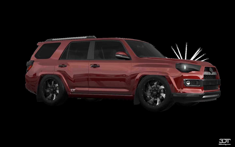 Toyota 4Runner'20