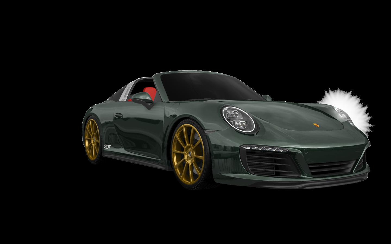 Porsche 911 Carrera'14