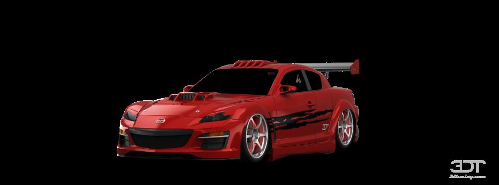 Mazda RX-8 Roadster 2004 tuning