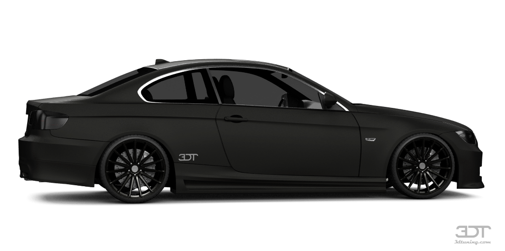 BMW 3 series (facelift) Coupe 2007 tuning