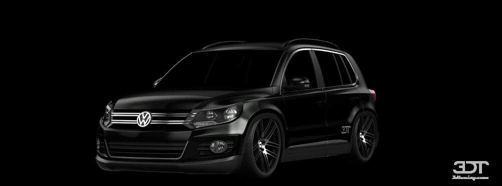 Volkswagen Tiguan Crossover 2012 tuning