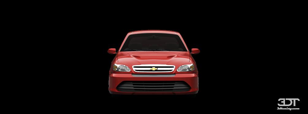 Chevrolet Lanos Sedan 2012