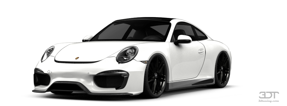 Porsche 911 Carrera Coupe 2013 tuning