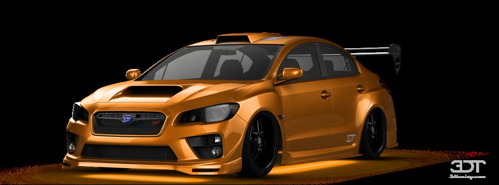 Subaru WRX STI Sedan 2014 tuning