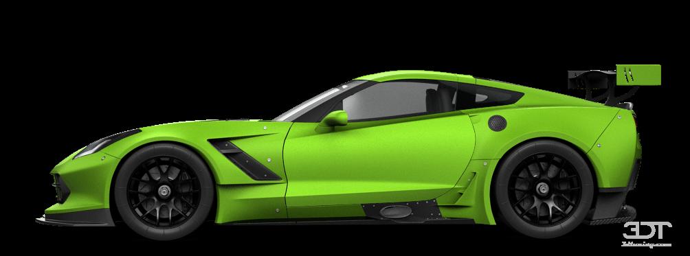 Chevrolet Corvette C7'14