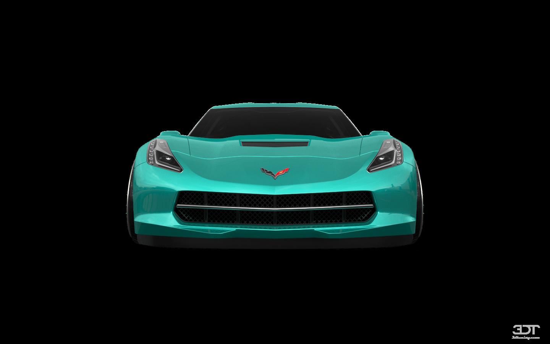 Chevrolet Corvette 2 Door Coupe 2018