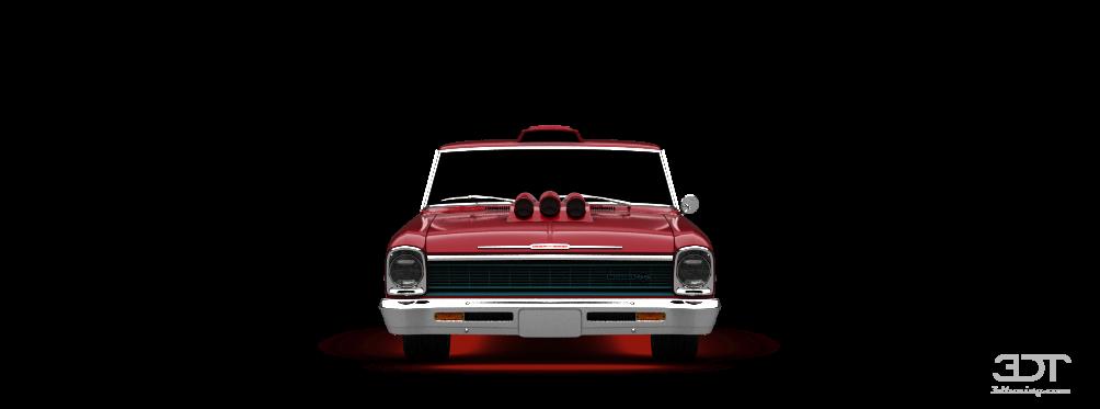 Chevrolet Nova SS'66
