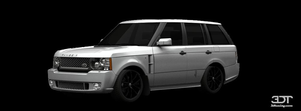 Range Rover Vogue SUV 2002 tuning