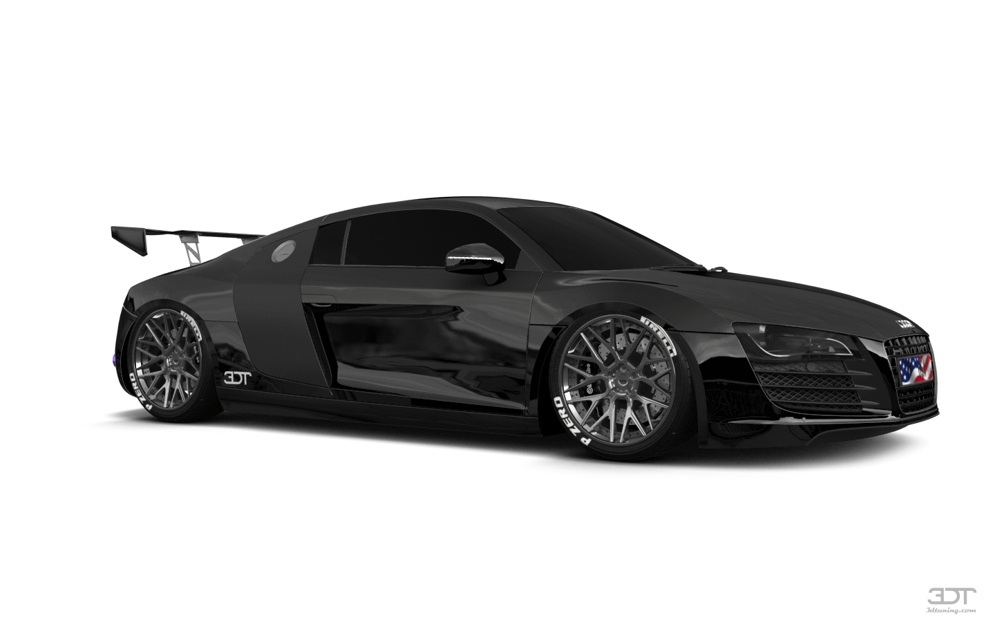 Audi R8 2 Door Coupe 2008 tuning