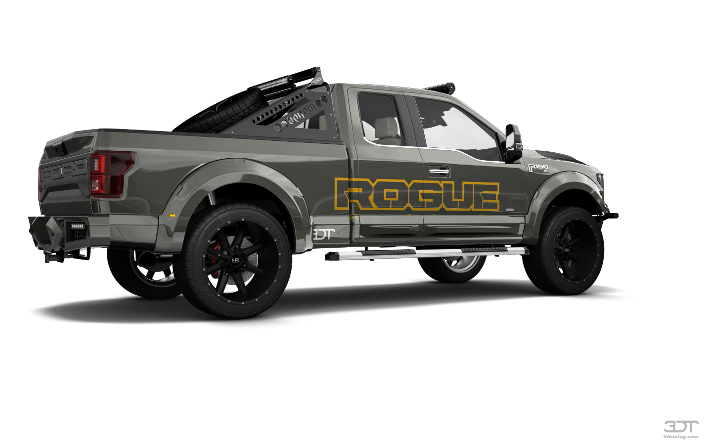Ford F-150 SuperCab Truck 2019 tuning