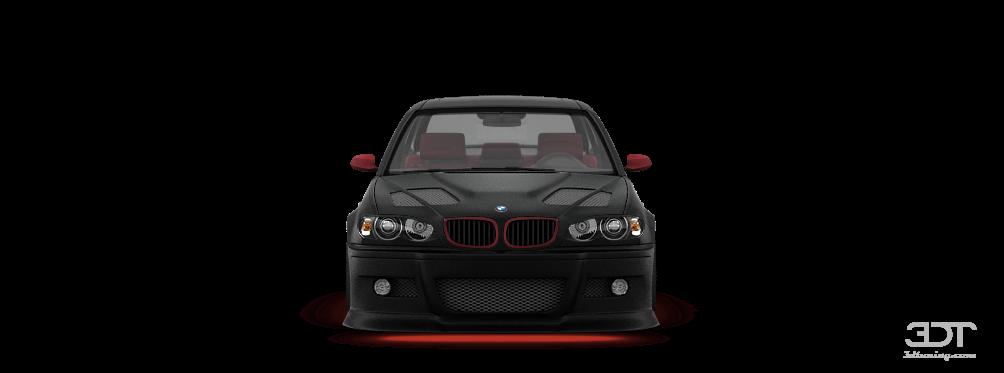 BMW 3 series (facelift) Sedan 2002