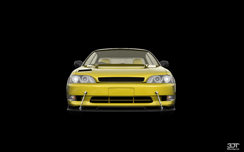 Toyota Mark II X90 Sedan 1996
