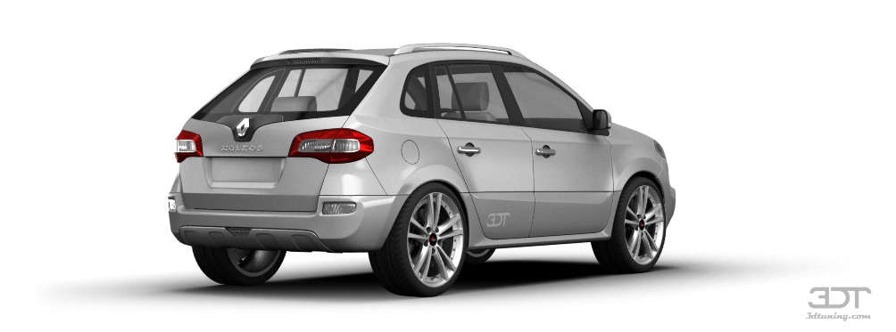 3DTuning of Renault Koleos Crossover 2012 3DTuning.com - unique on-line car configurator for ...