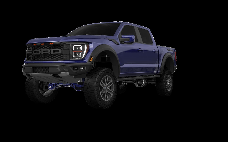 Ford F-150 Raptor 4 Door pickup truck 2021 tuning