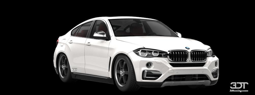 BMW X6'15