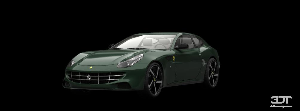 Ferrari FF 3 Door 2011 tuning