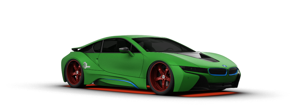 BMW i8 series Coupe 2014 tuning