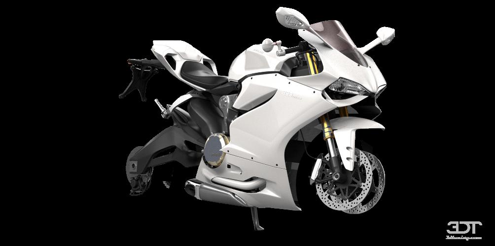 Ducati 899 Panigale'15