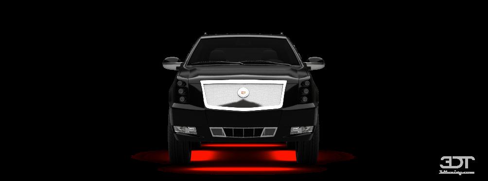 Cadillac Escalade'12