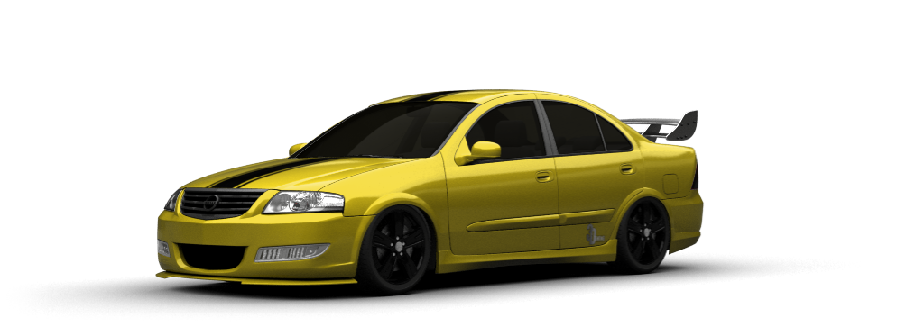 Nissan Almera Classic Sedan 2006 tuning