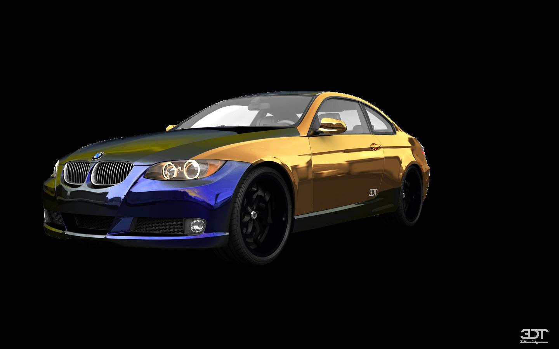 BMW 3 Series 2 Door Coupe 2006 tuning