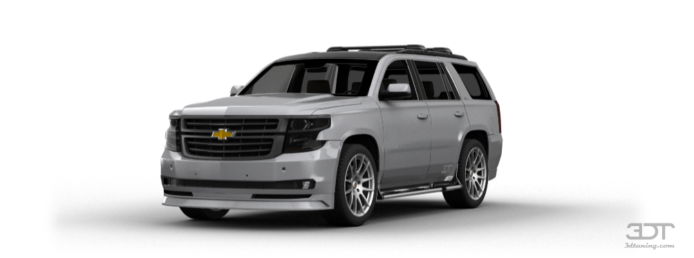 Chevy Suv Models >> 3DTuning of Chevrolet Tahoe Z71 SUV 2015 3DTuning.com ...