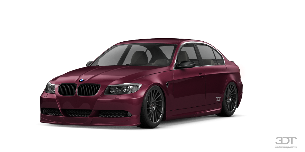 My perfect bmw 3 series facelift for Bj custom designs