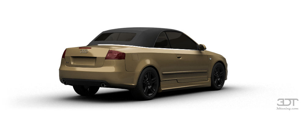 Audi A4 Convertible 2004 tuning