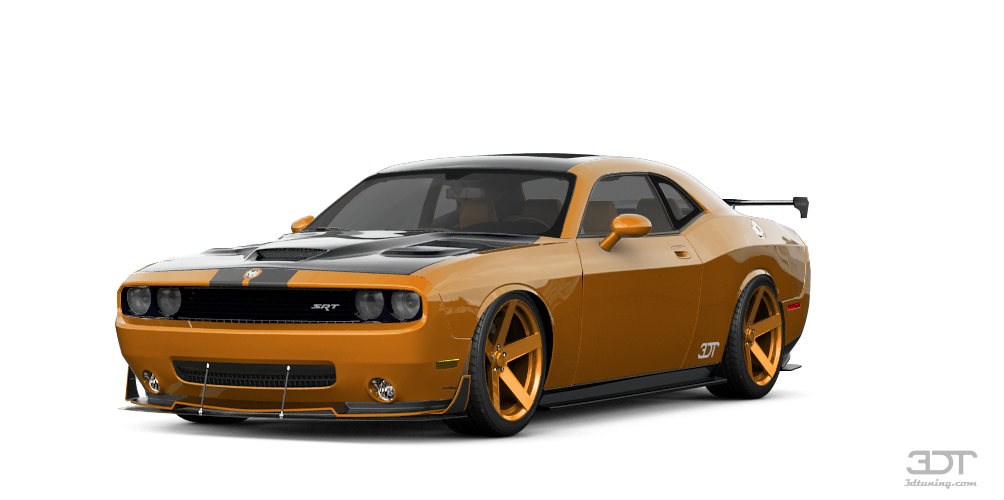 3dtuning Of Dodge Challenger 2 Door Coupe 2109 3dtuning