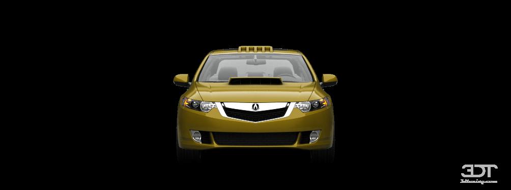 Acura TSX'09 by Tourer VsK