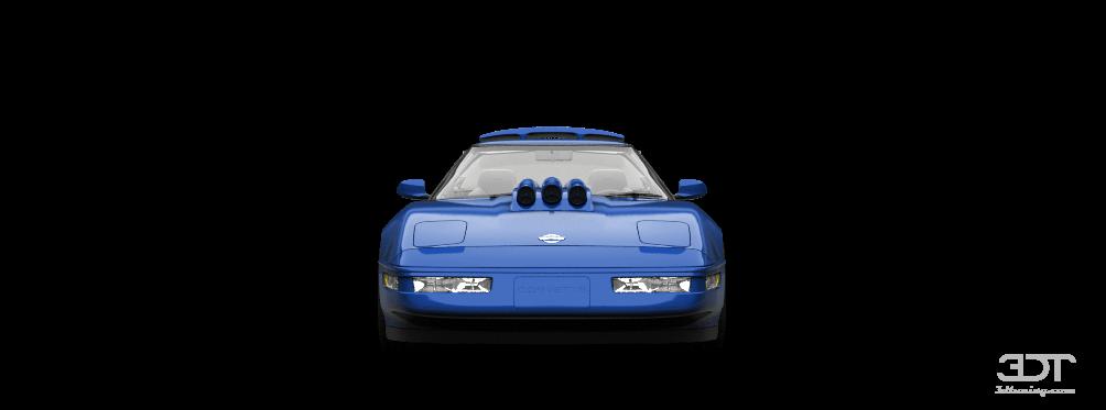 Chevrolet Corvette Grand Sport'96