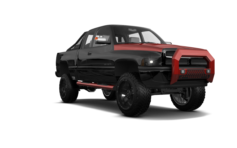 Dodge Ram 1500 Club Cab Pickup Truck 1999 tuning