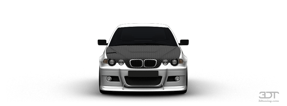 BMW 3 Series Compact'02